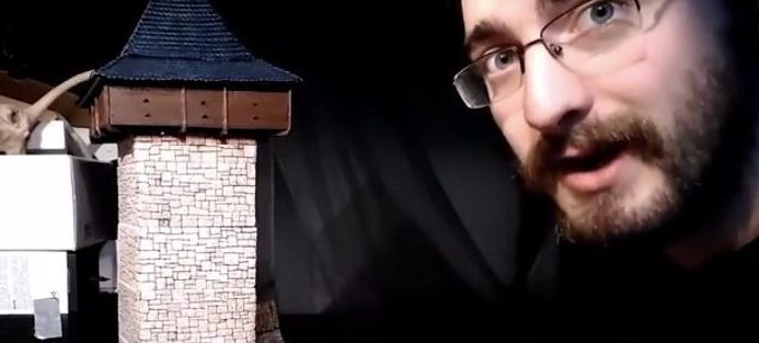 Weekend Watch: Explore the Miniature World of Landvaettr's Lair