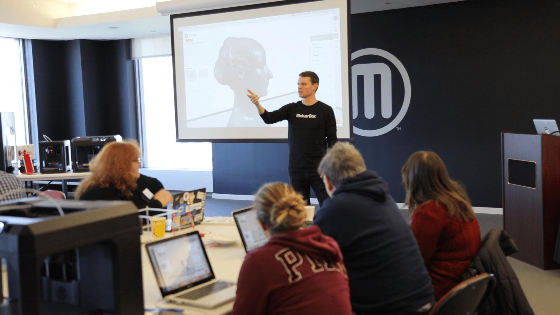 MakerBot Launches New Educator Certification Program | Make: