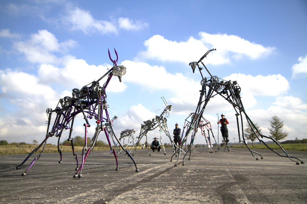 Projects You Absolutely Can't Miss at Maker Faire UK