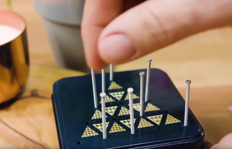 Make an Easy and Fun DIY Pyramid Game