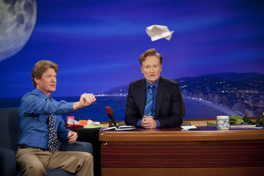 An Interview with The Paper Airplane Guy, John Collins
