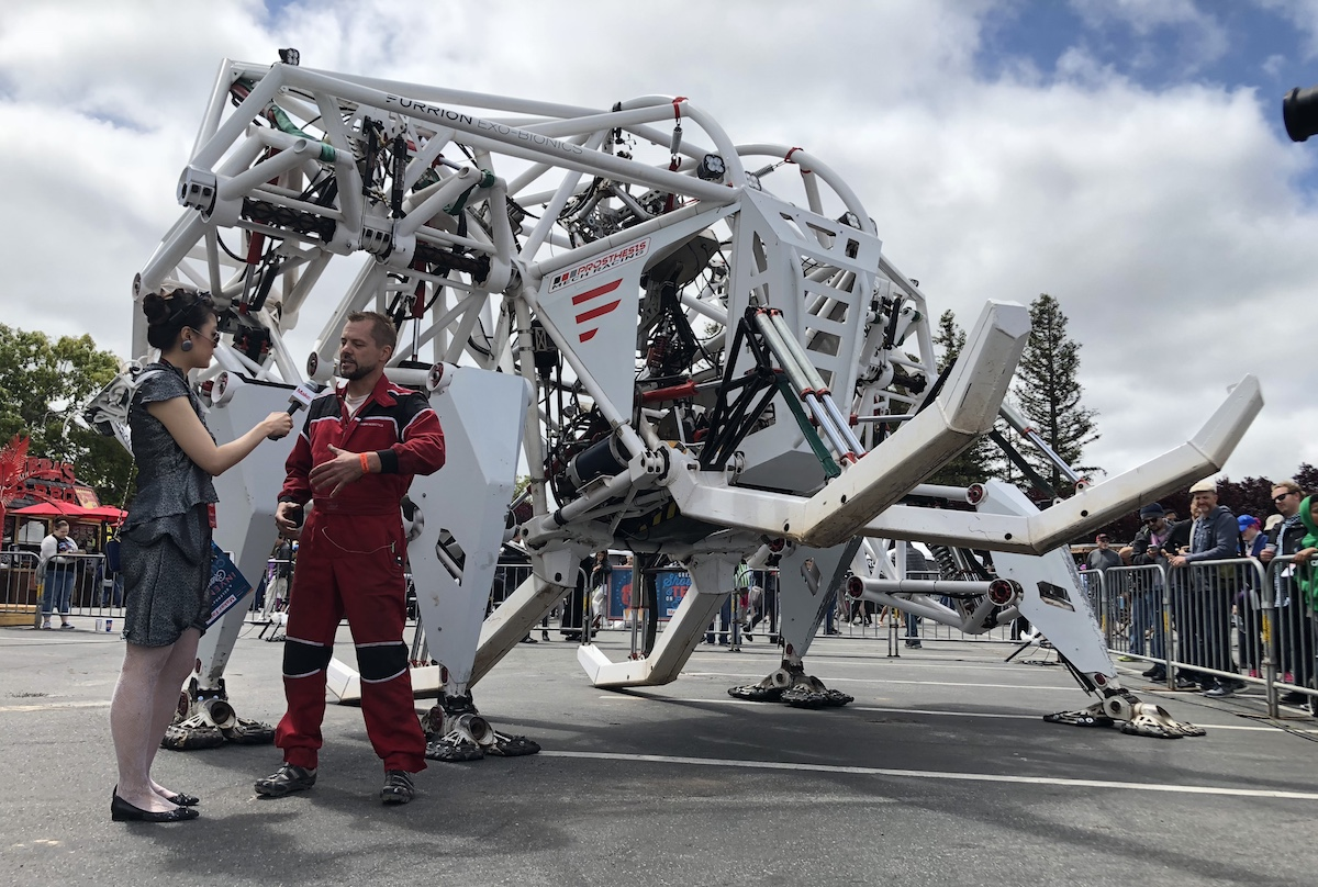 Live Updates From Maker Faire Bay Area 2018