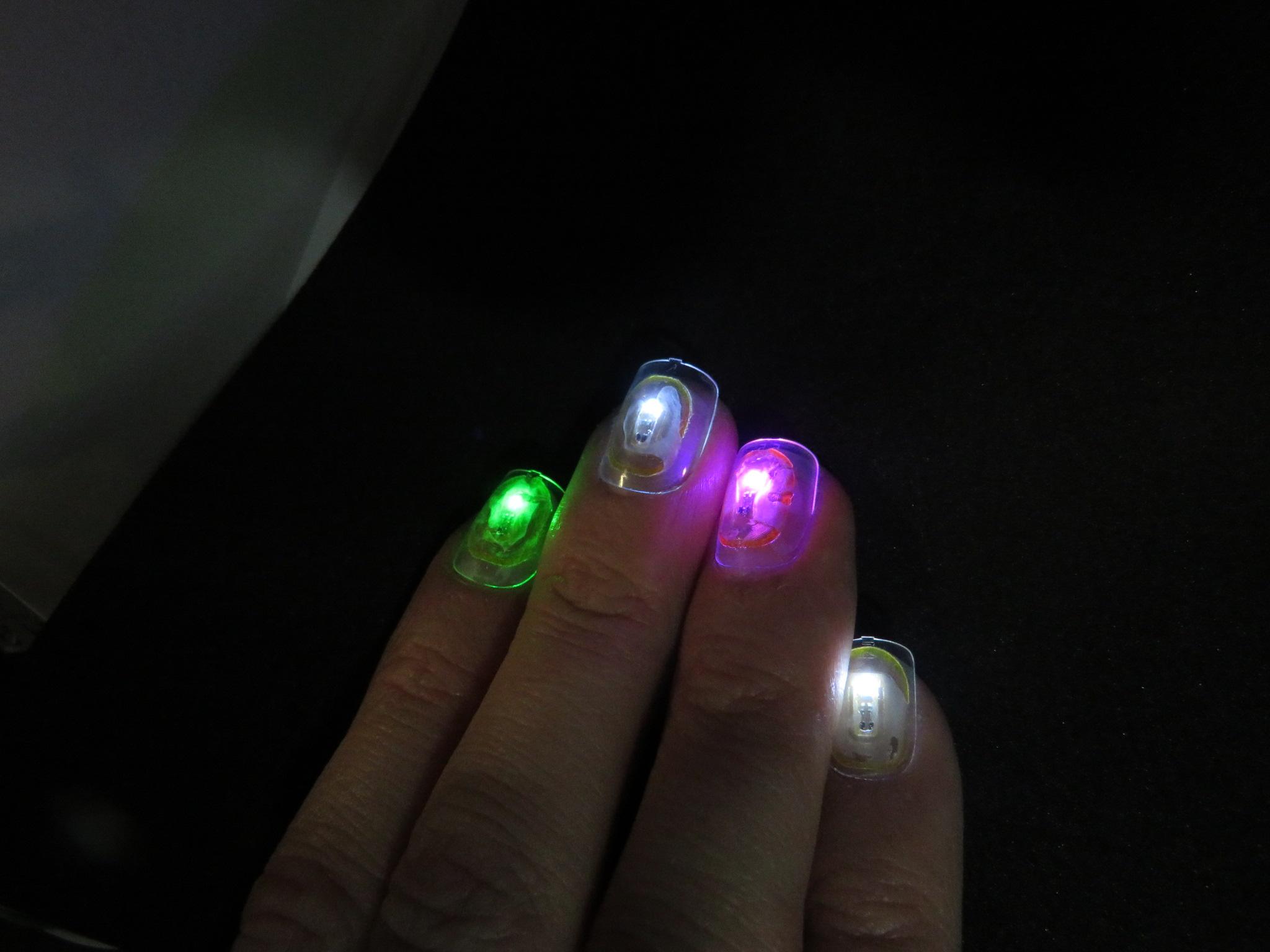 Near-Field Fingernails | Make: