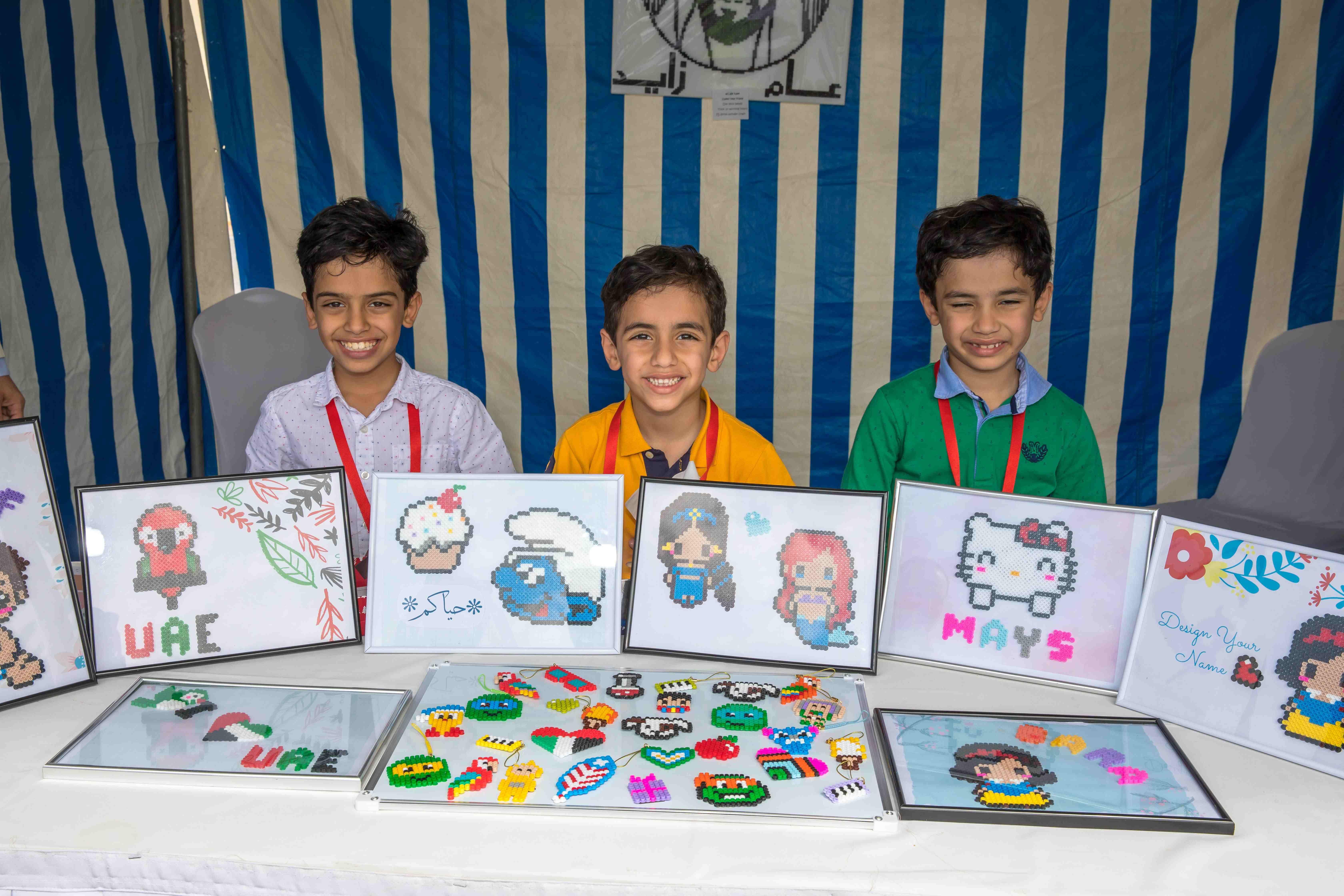 Dubai Hosts its First Mini Maker Faire in the United Arab Emirates