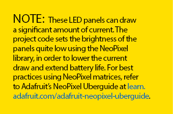 Adafruit Neopixel Tutorial