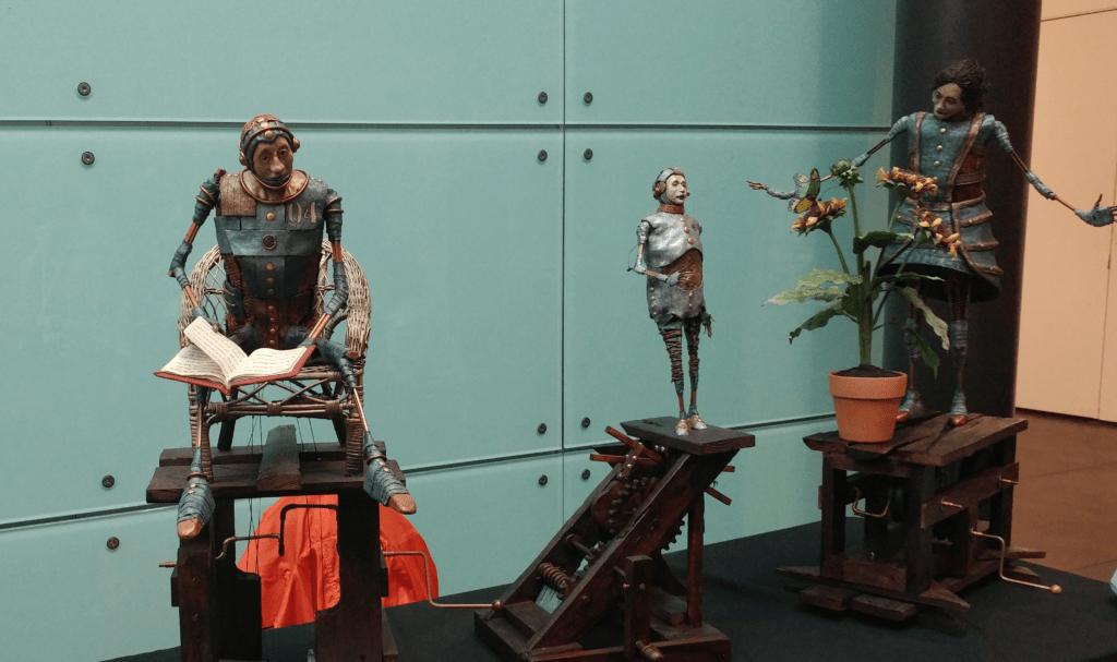 AutomataCon returned. AutomataCon_Sculptures_JimCasey.png