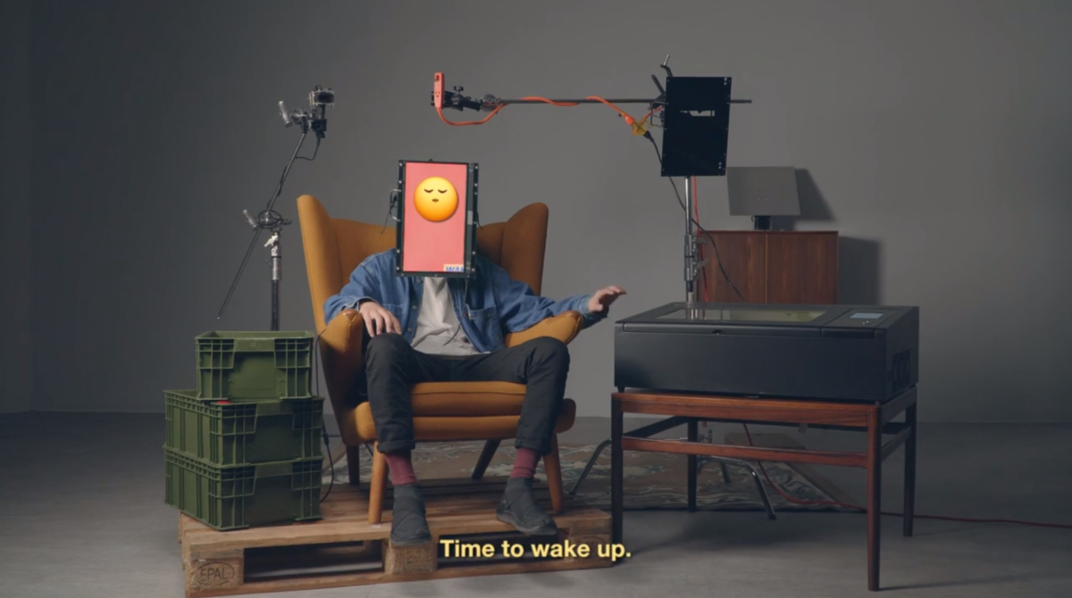 This Kickstarter Video Might Leave You Wondering What You Just Watched