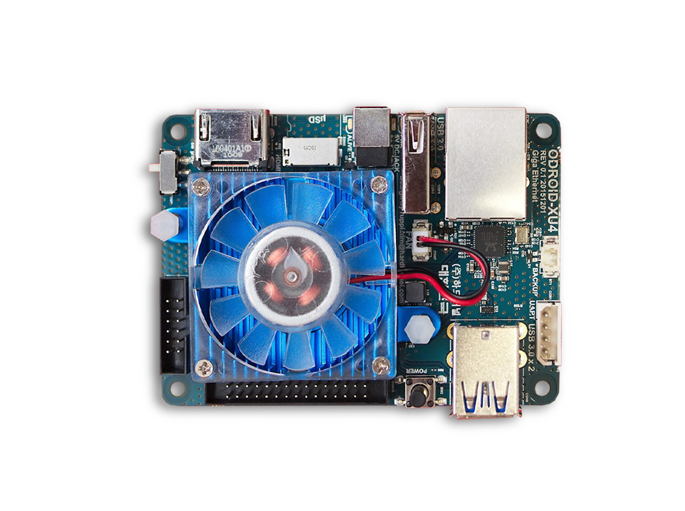 Odroid-XU4 | Make: DIY Projects and Ideas for Makers