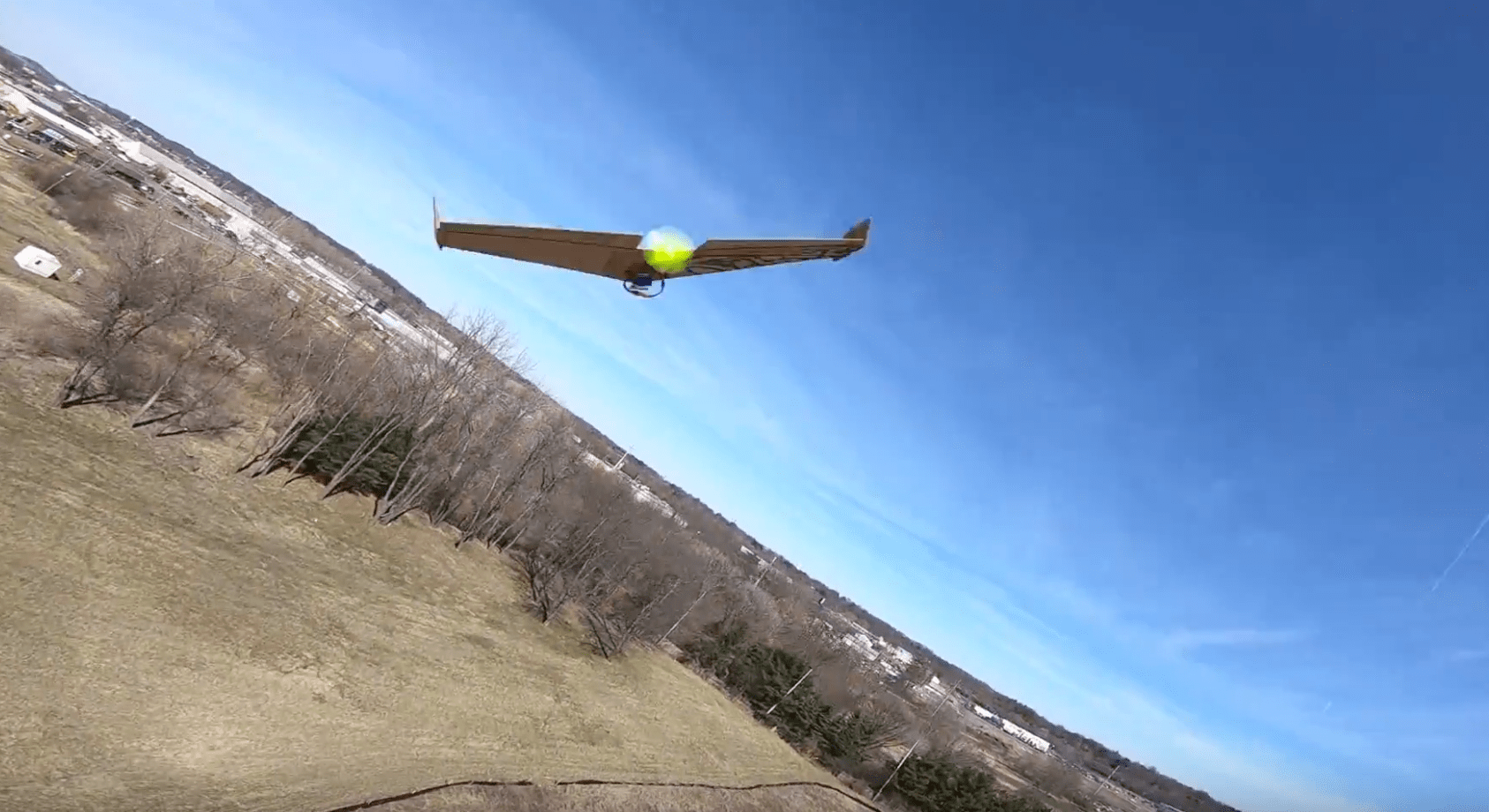 Build an R/C Plane from a Pizza Box
