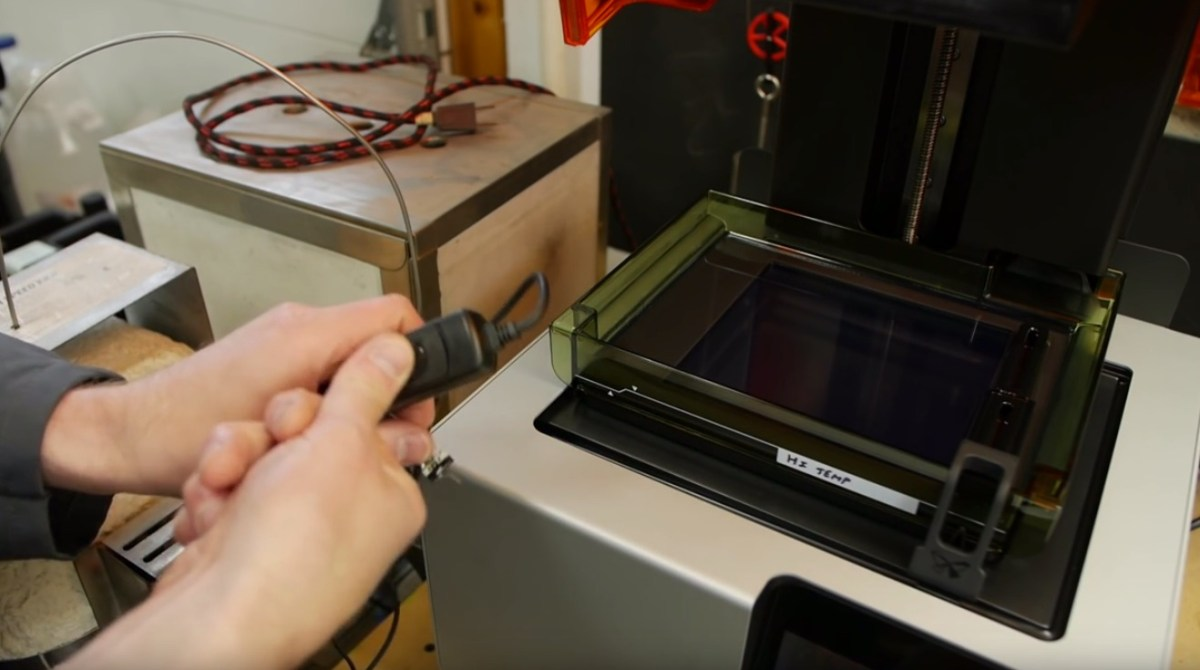 tips of the week: planer grain, 3d printing time-lapse, molding tips