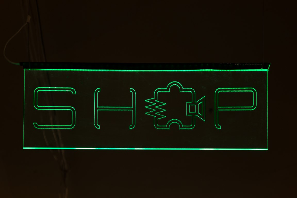 Edge Lit Led Signs Make Sign Wiring Diagram