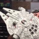 3D Printing a Millennium Falcon Gaming Prop