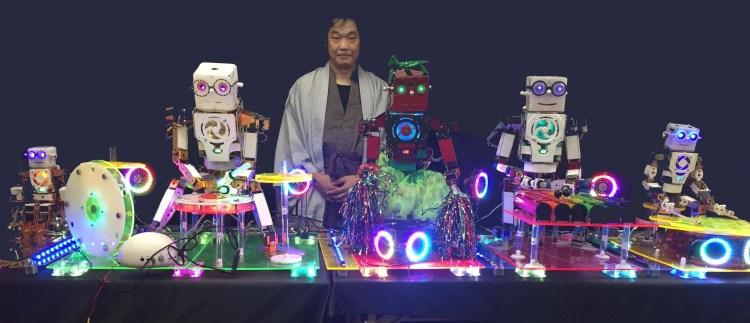 Intersection of Technologies, Arts and Crafts At Hangzhou Maker Faire