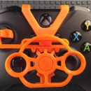 This Clever 3D Print Turns Thumbstick to A Steering Wheel