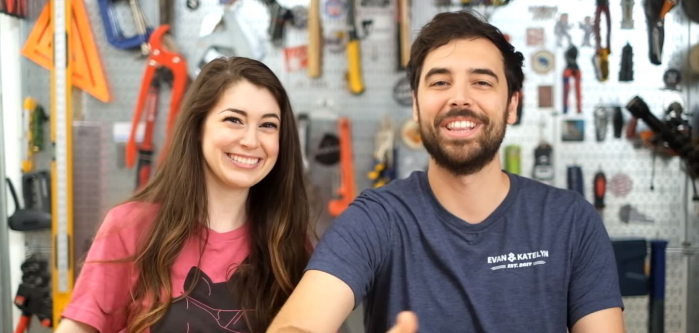 Manufacturing At Home With Evan & Katelyn
