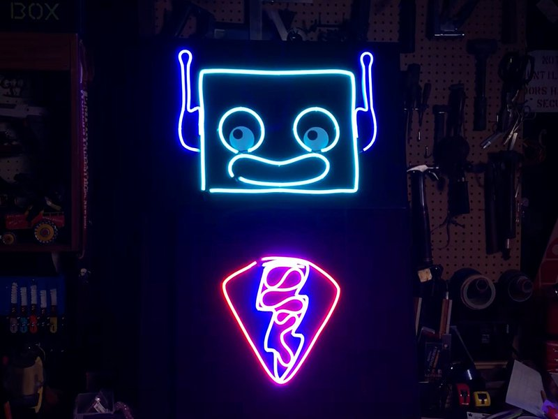 """How To: Make LED-based """"Neon"""" Signs"""