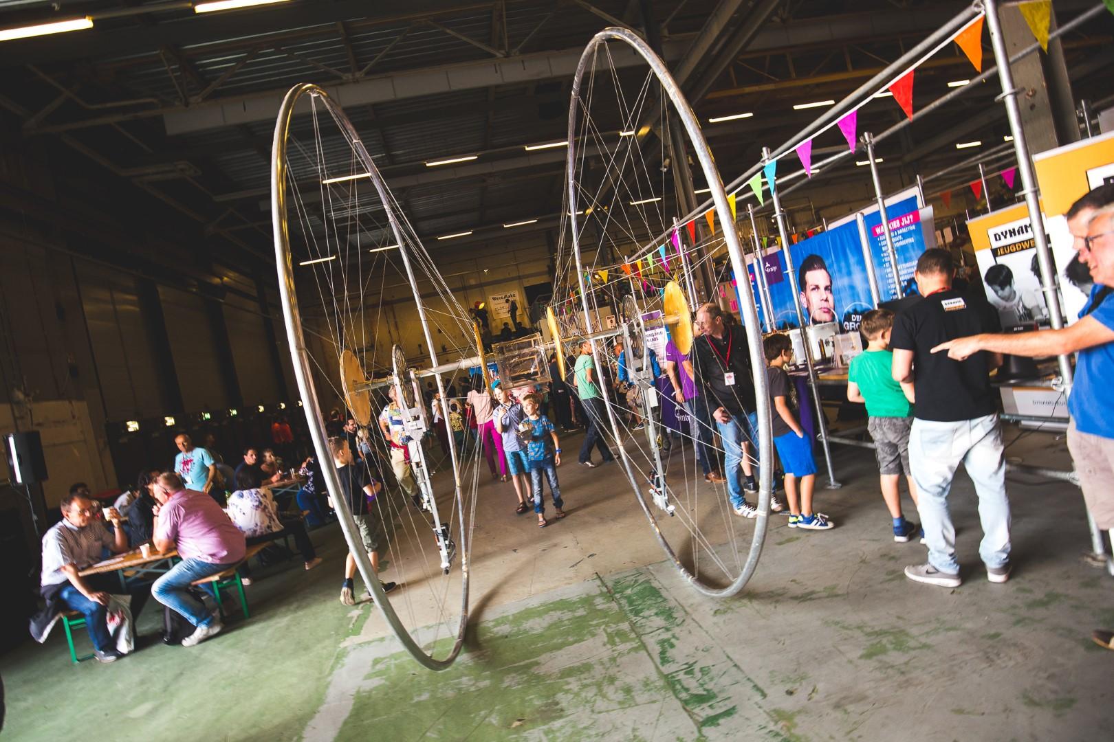 Maker Faire Eindhoven 2018 is Crazier Than Ever