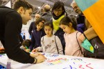 There Are So Many Hands-On Educational Activites At Maker Faire Rome