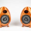 3D Printed Egg Speakers