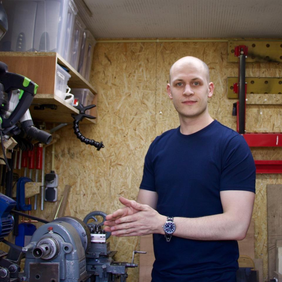 Maker Spotlight: Emiel Noorlander