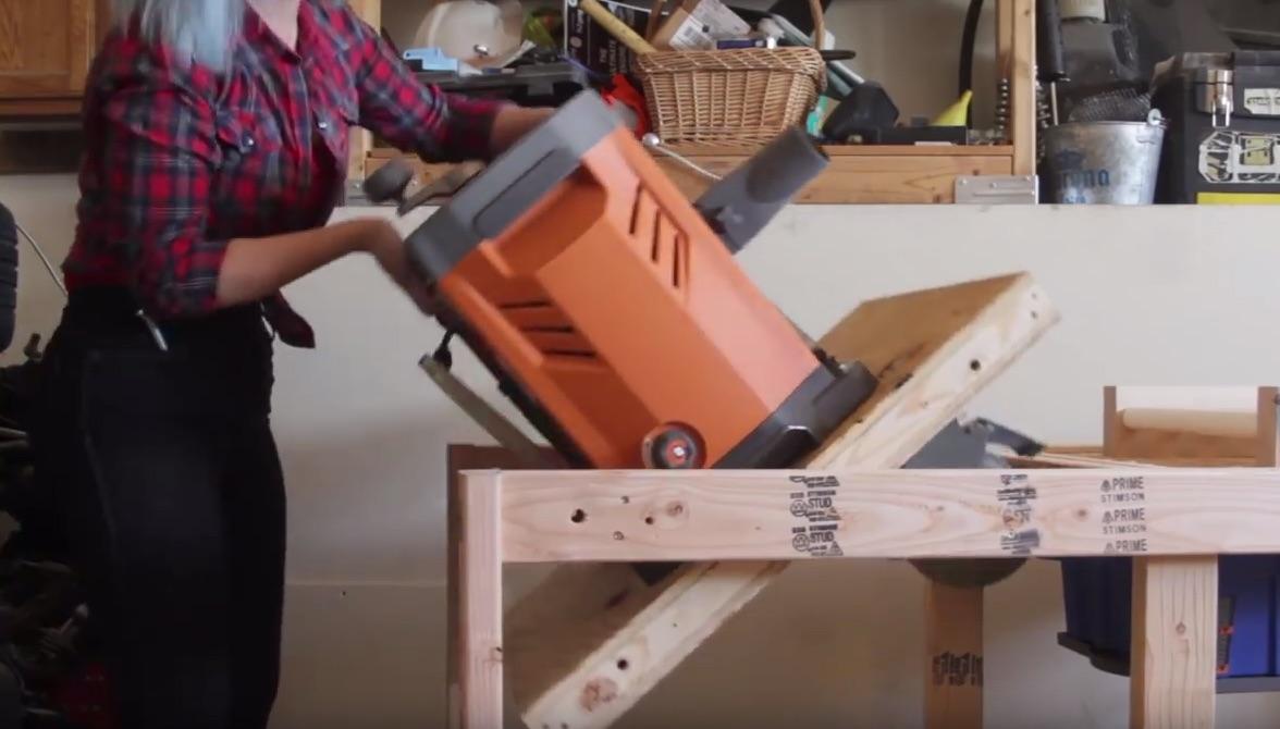 Making a Flip-Top Workbench