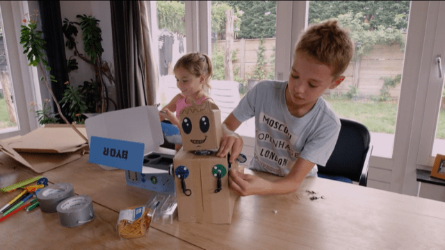 Cool Crowdfunding: Scrap Bots, Programmable Blocks, and Learning Toys