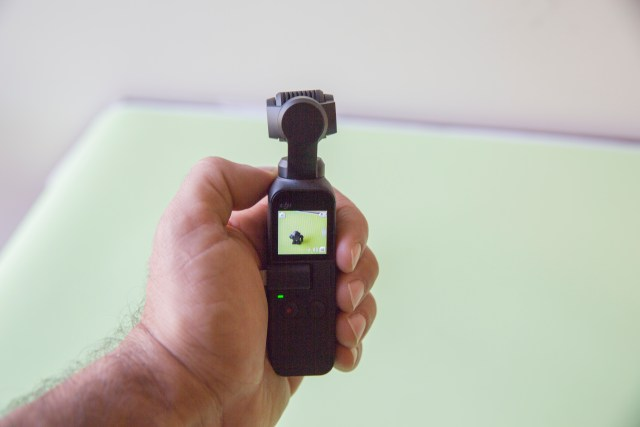 DJI's Tiny Osmo Pocket Camera Looks Good For Stablized Project Documenting