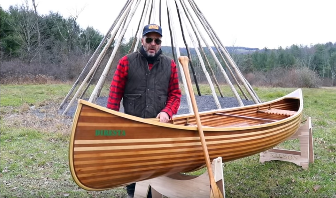 DiResta Builds a Canoe | Make: