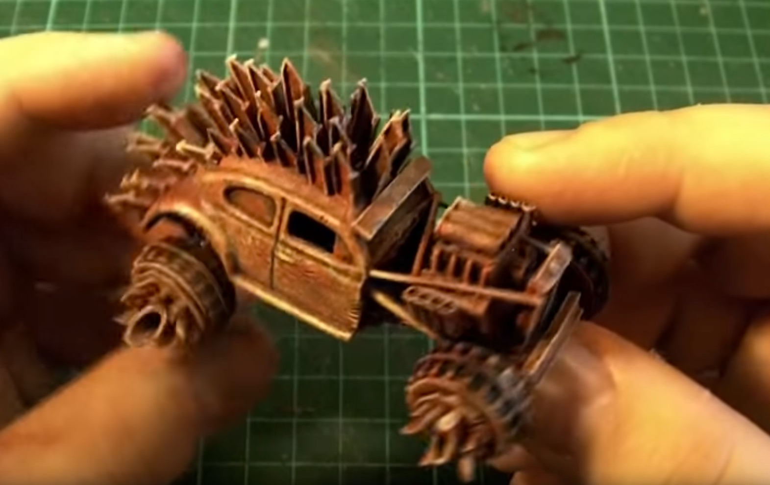 More on Modeling Cars from the Wasteland