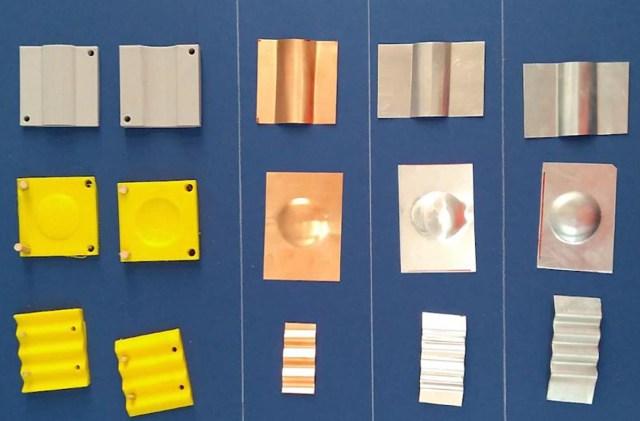Designing 3D Printed Stamps For Metal Pressing