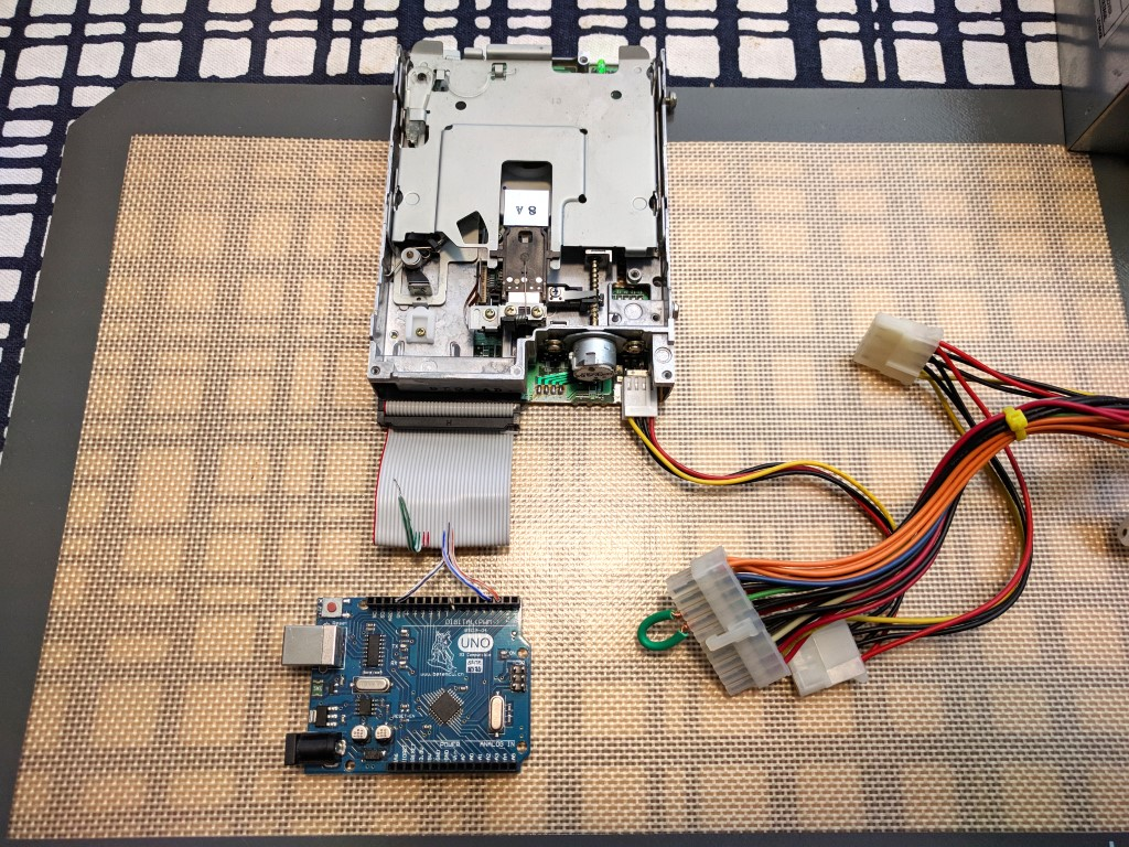 How To Create Floppy Drive Music Iot Expert Dc Electric Fishing Control Circuit Free Electronic Circuits 8085