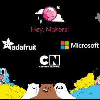 Adafruit, Cartoon Network, and Microsoft Join Forces To Get Kids Into Making