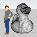 Help Make The Worlds Largest 3D Printed Duck
