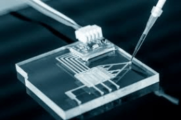 lab-on-a-chip technology