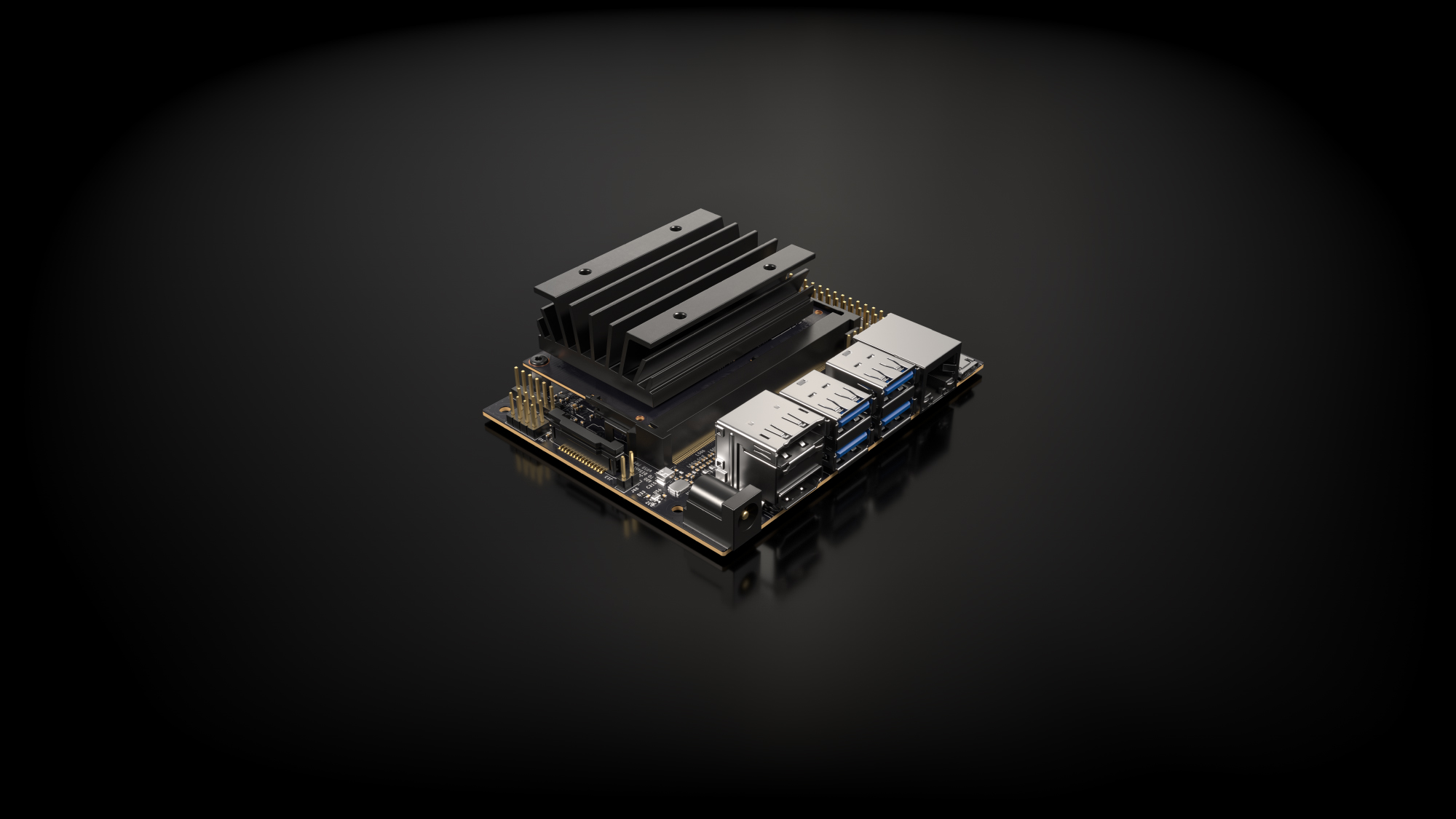 Nvidia Launches  Jetson Board for Makers, Self-Training Robot Software