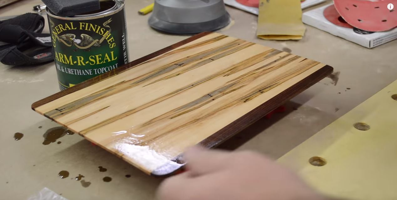 Creating Beautiful Clipboards From Ambrosia Maple