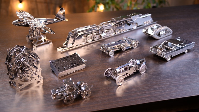 Cool Crowdfunding: Etching Press, Mechanical Pegasus, and Beautiful Models