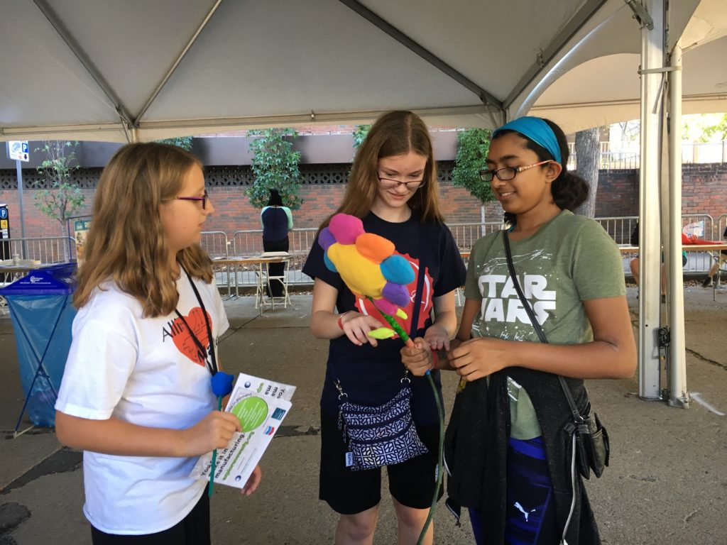 STEAM Fems Shine at Cranberry Mini Maker Faire