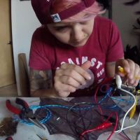How To Splice Animated EL Wire For Your Cosplay