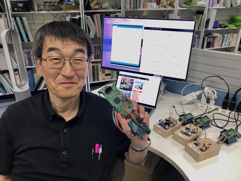 Maker Spotlight: Hiroshi Momose