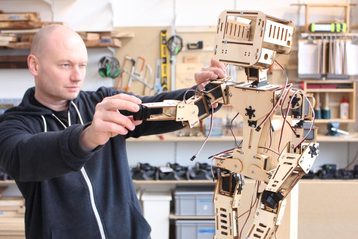 Maker Spotlight: Per Salkowitsch