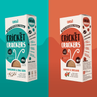 Maker Business Profile: Crické, Insect Based Snacks featured image