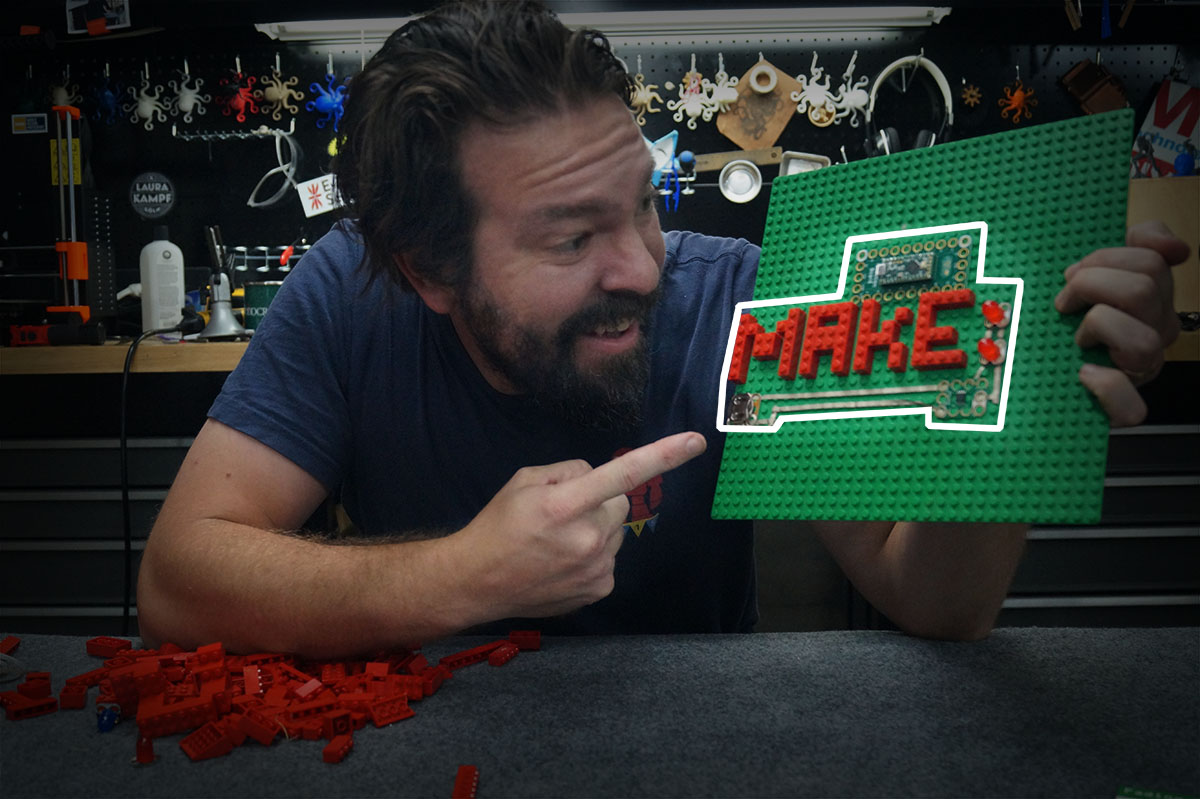 Learn The Basics With Lego Compatible Crazy Circuits