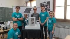 Vukovar Arduino project team