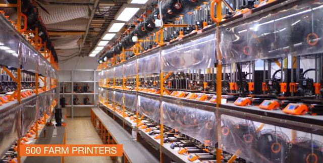Prusa Sets Guiness Record For Most Simultaneously Operating 3D Printers