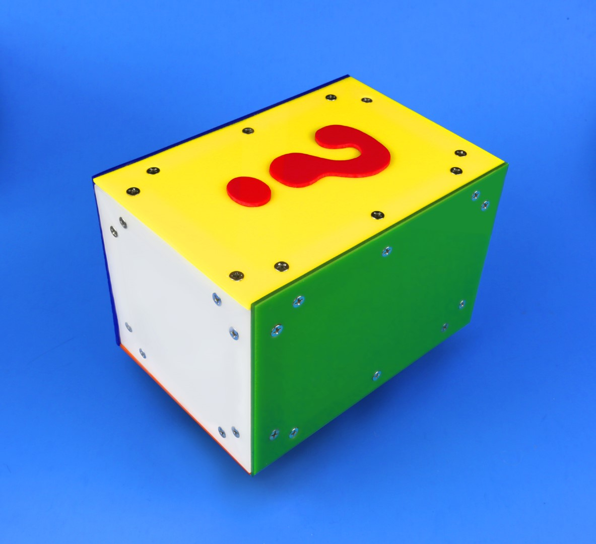 Jumping Mystery Box: Learn Simple Circuits To Detect Motion And Sound