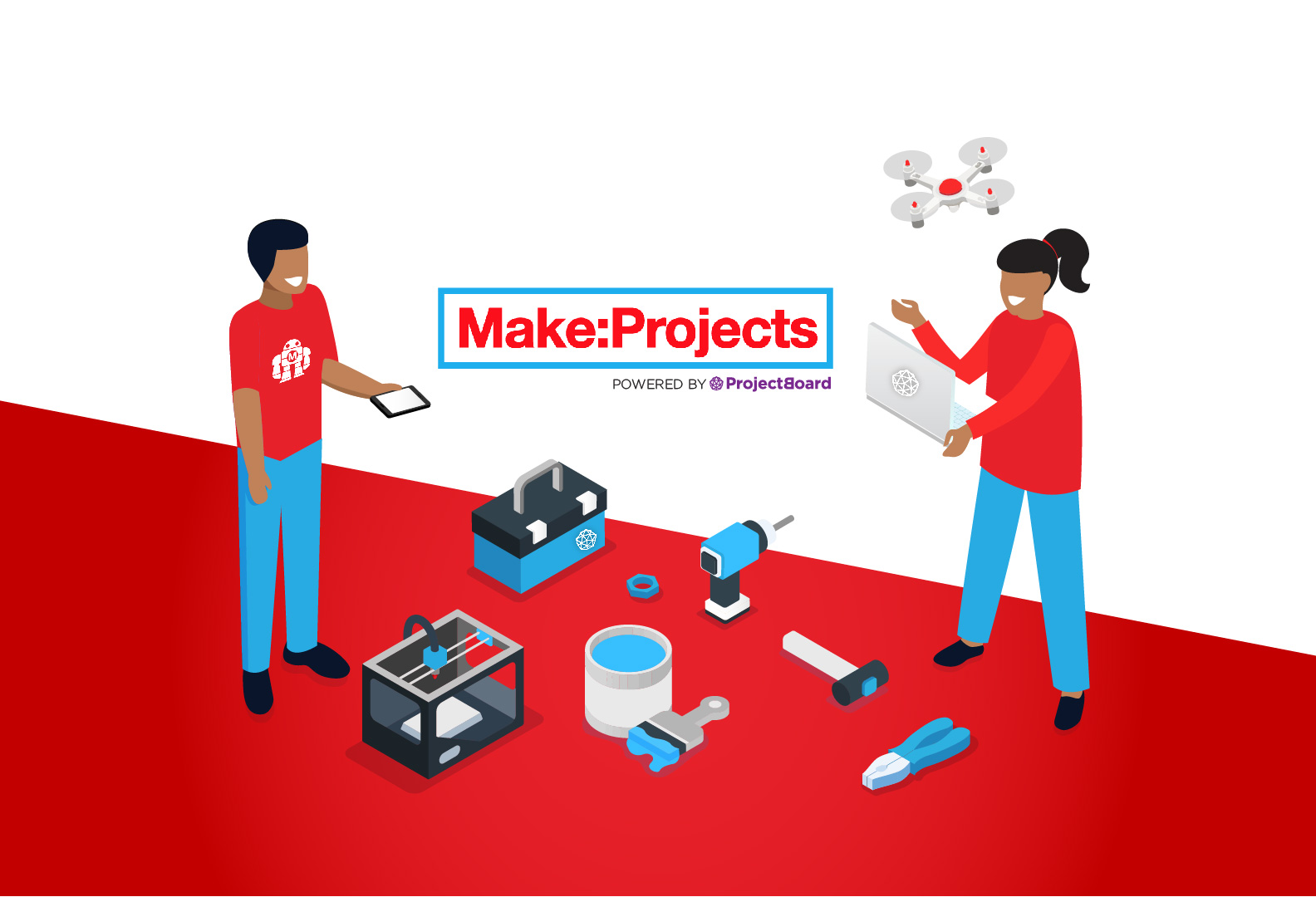 Coming Soon – Make:Projects, A New Collaborative Platform
