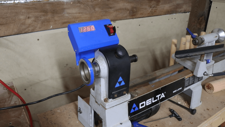 Building a Digital Readout For a Lathe From Scratch