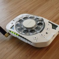 Justine Haupt's Open-Source Rotary Cellphone Puts Retro Calling Back In Your Hand