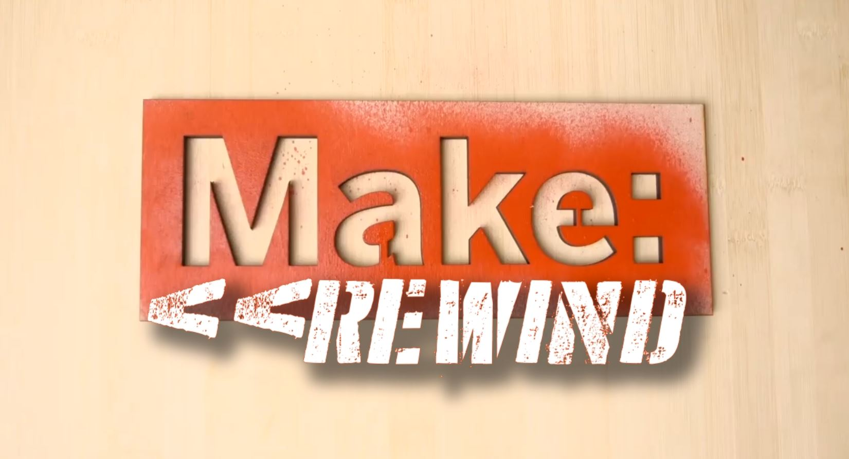 Introducing Make:Rewind, A Video Series From Our Vaults